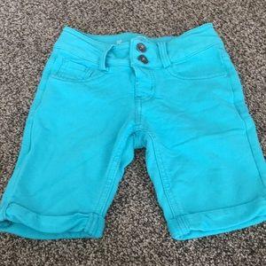 SO Girls Bermuda Shorts